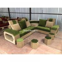 Luxury heavy sofa