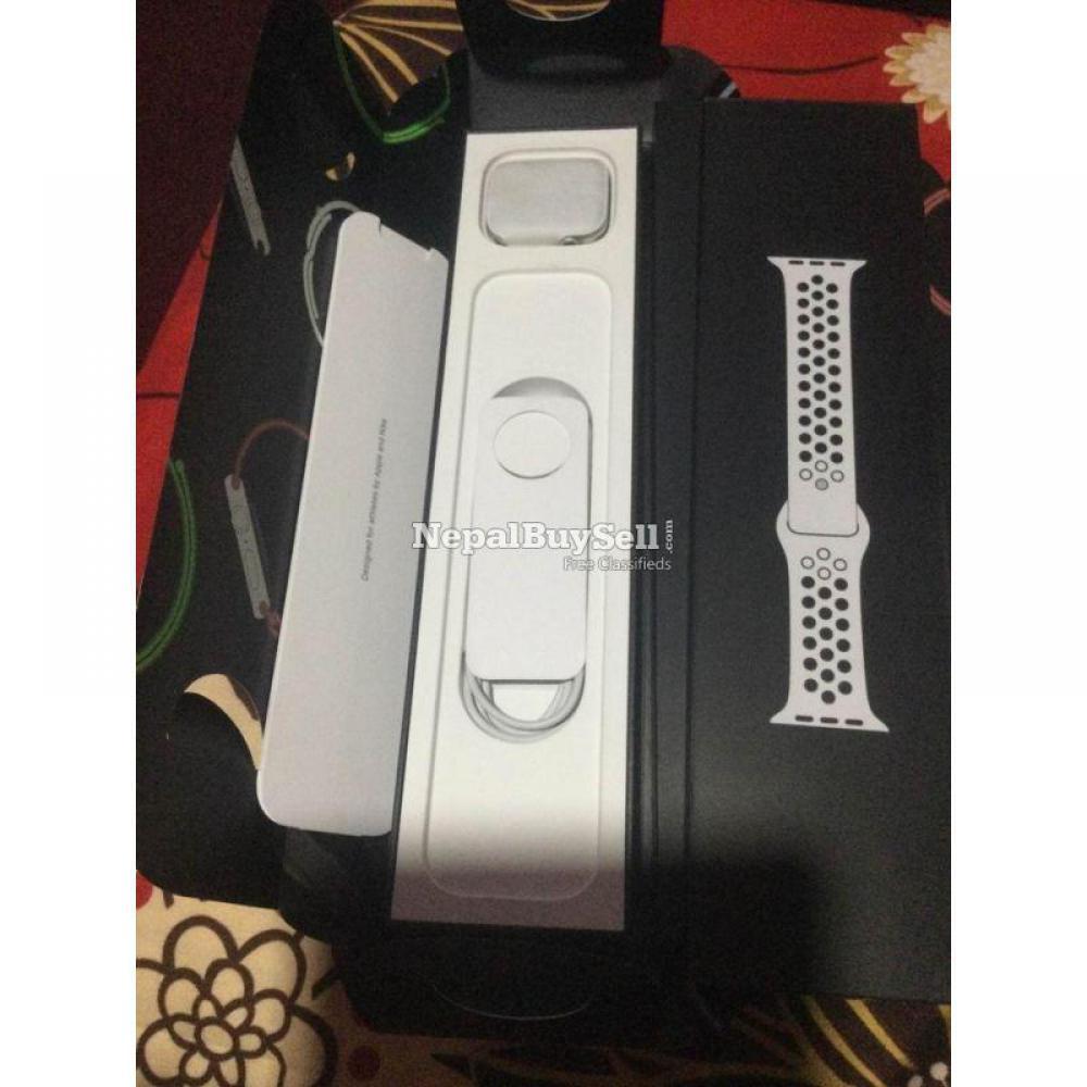 Apple Watch Series 6 Nike plus edition 44mm Brand new gps Sale & Xchange - 4/4
