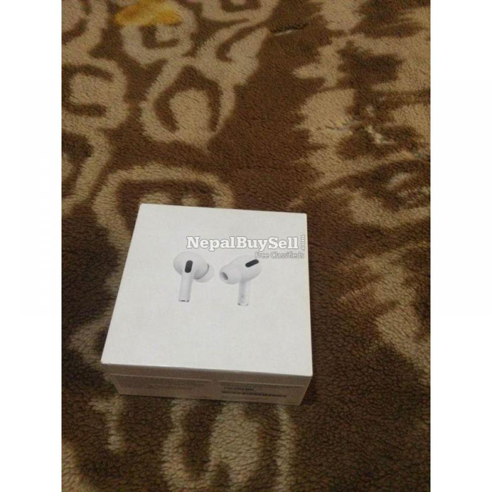 Iphone12 Pro Max 128gb from USA New Pcs with AirPod pro - 8/8