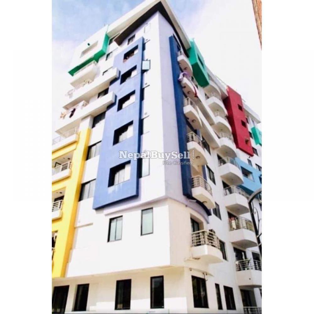 sitapaila apartment ma flat sale - 1/10