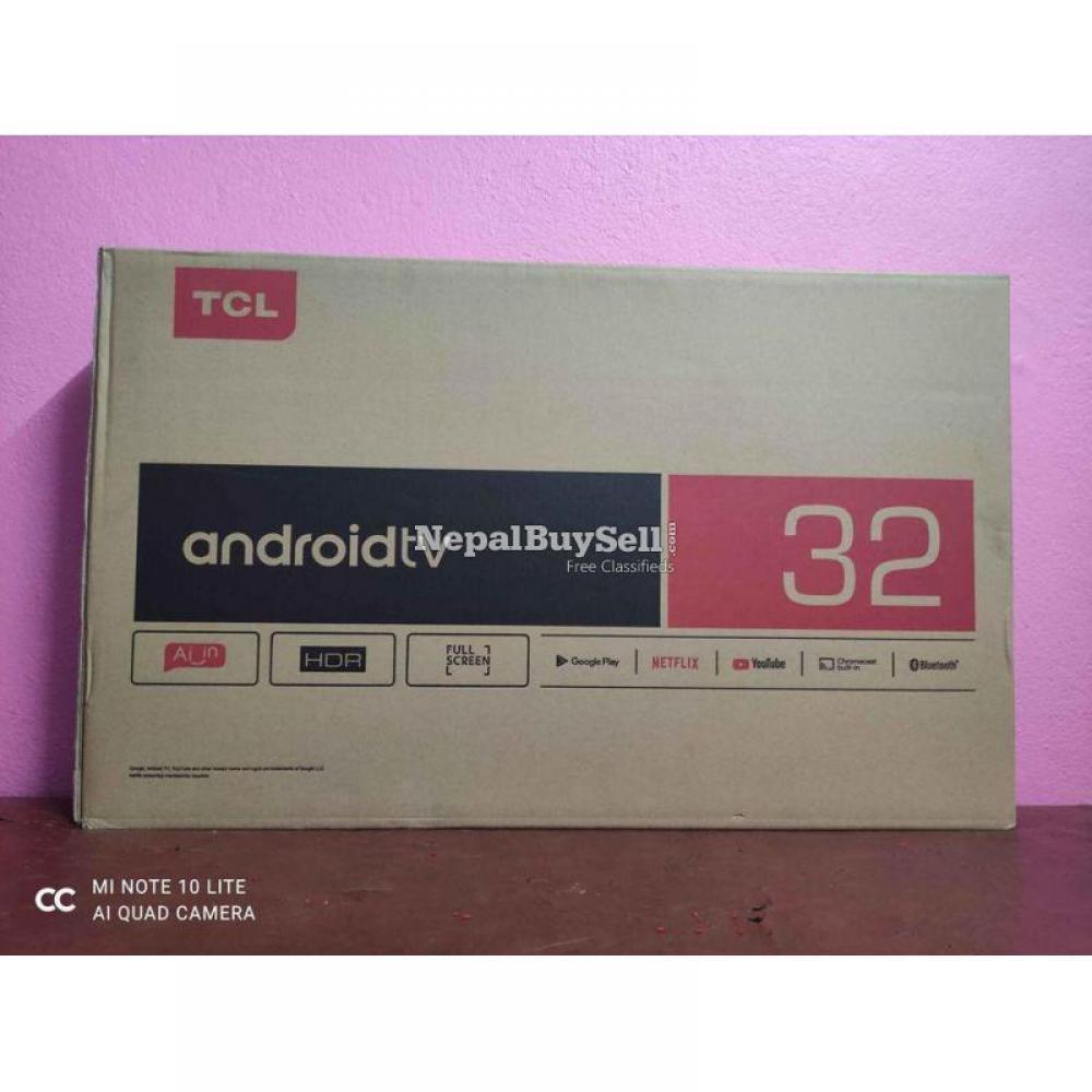 TCL LED 32S65A SMART TV - 1/1