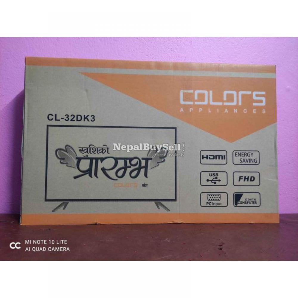 """Colors 32DK3A 32"""" normal - 1/1"""