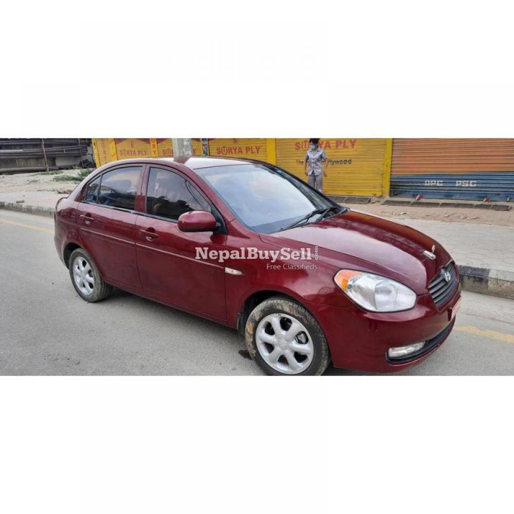 Hyundai Accent - 1/4