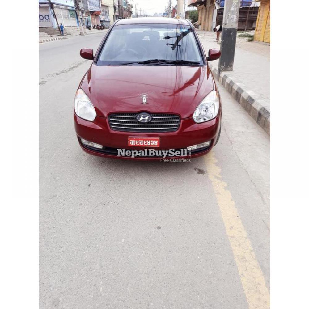 Hyundai Accent - 4/4