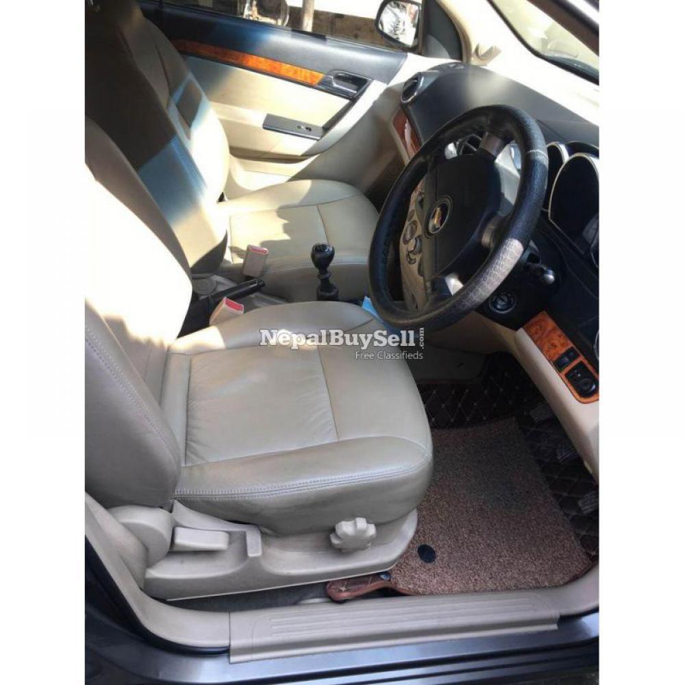 Chevrolet Aveo Lt 2014 - 2/4