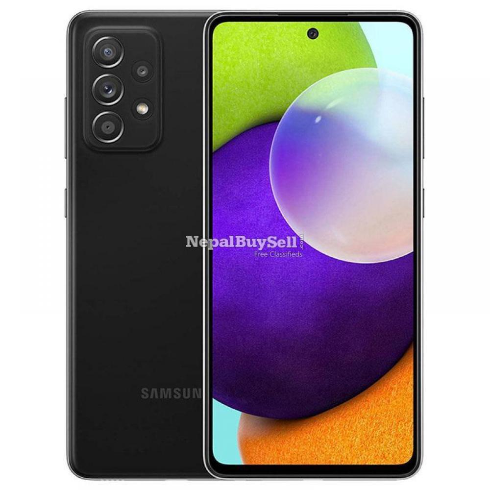 Samsung A52 - 1/1