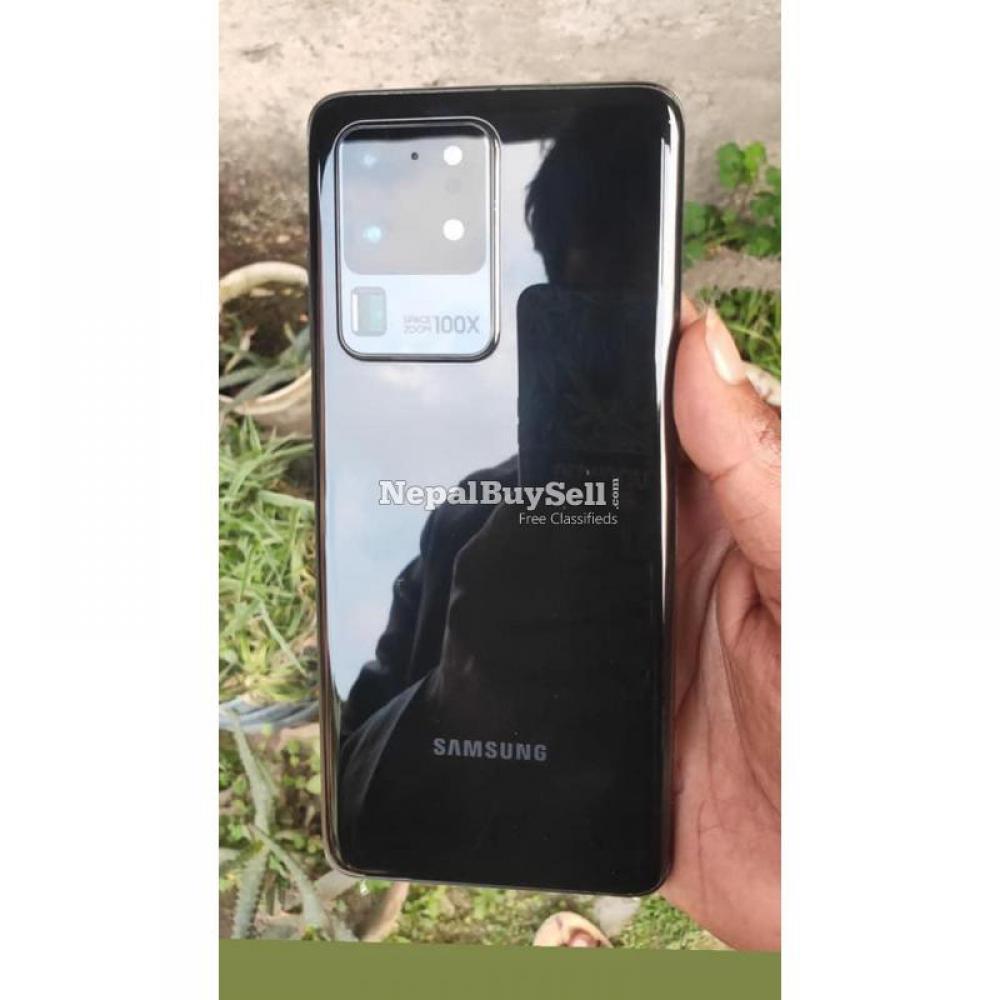 Samsung Galaxy S20 Ultra - 1/2
