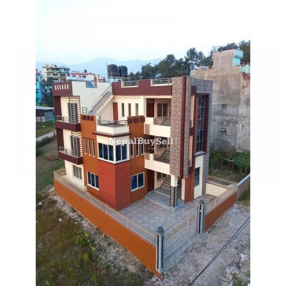 New house at Budanilkantha - 1/12