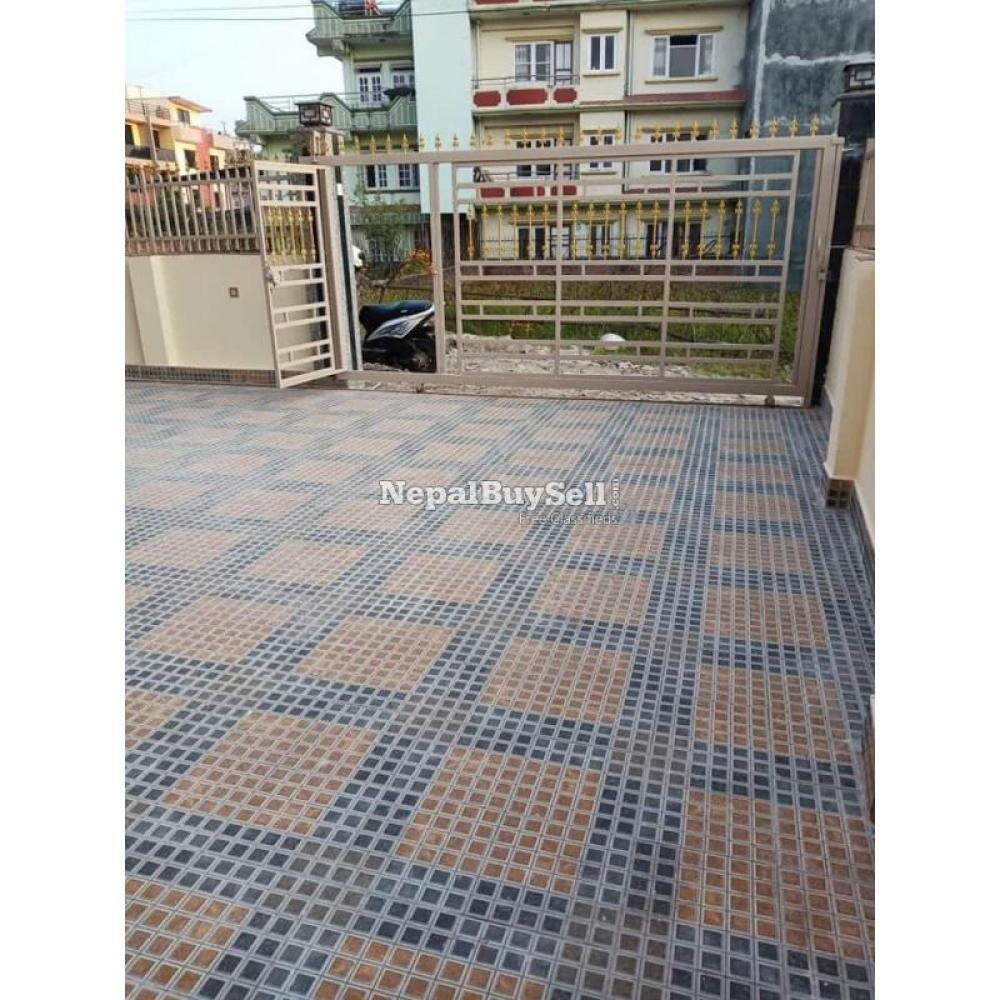 New house at Budanilkantha - 3/12