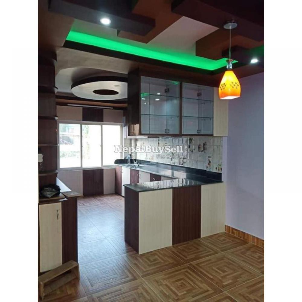 New house at Budanilkantha - 5/12