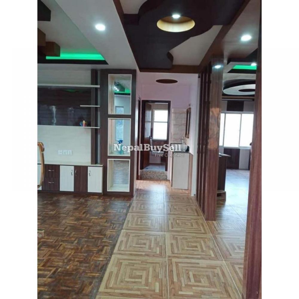 New house at Budanilkantha - 8/12