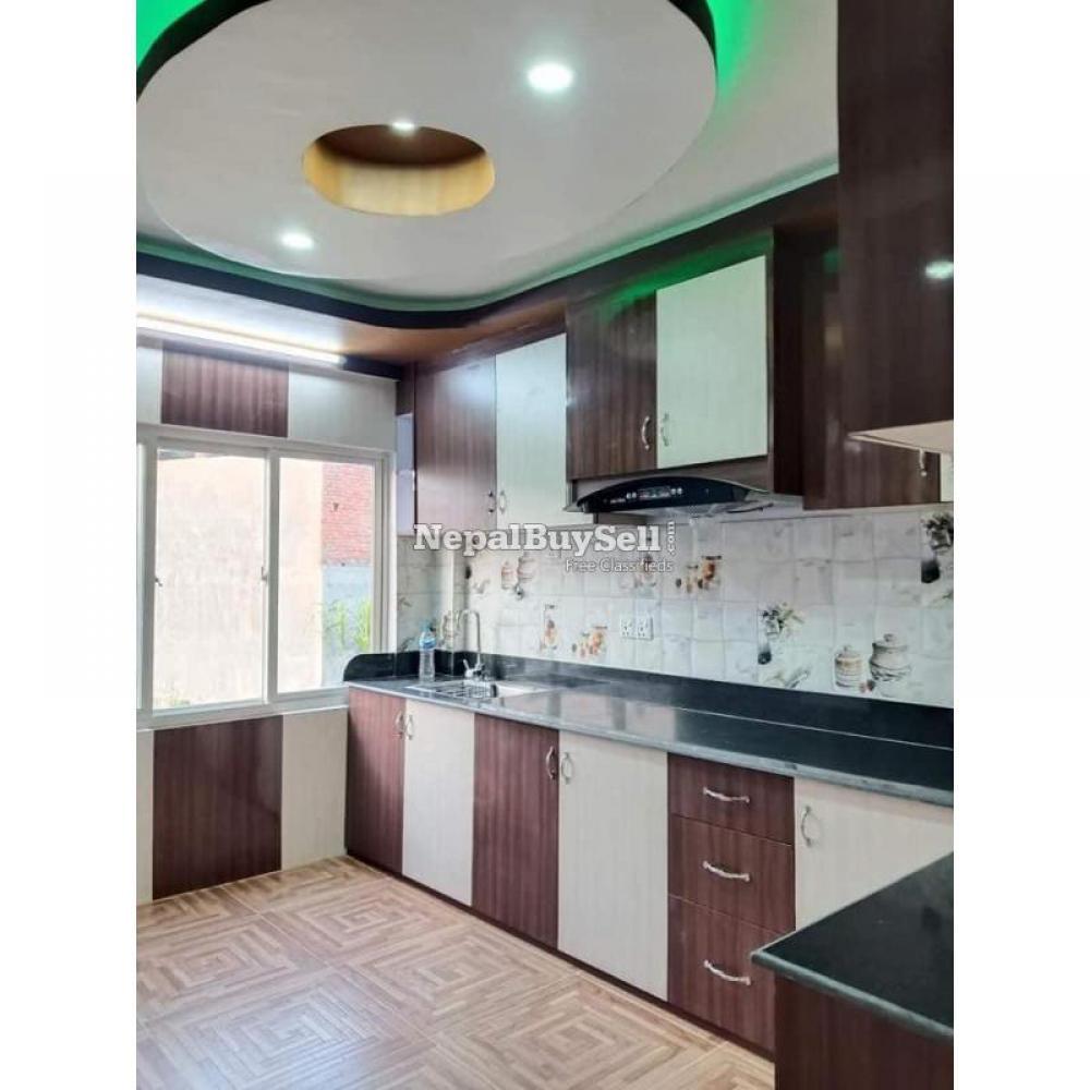 New house at Budanilkantha - 11/12