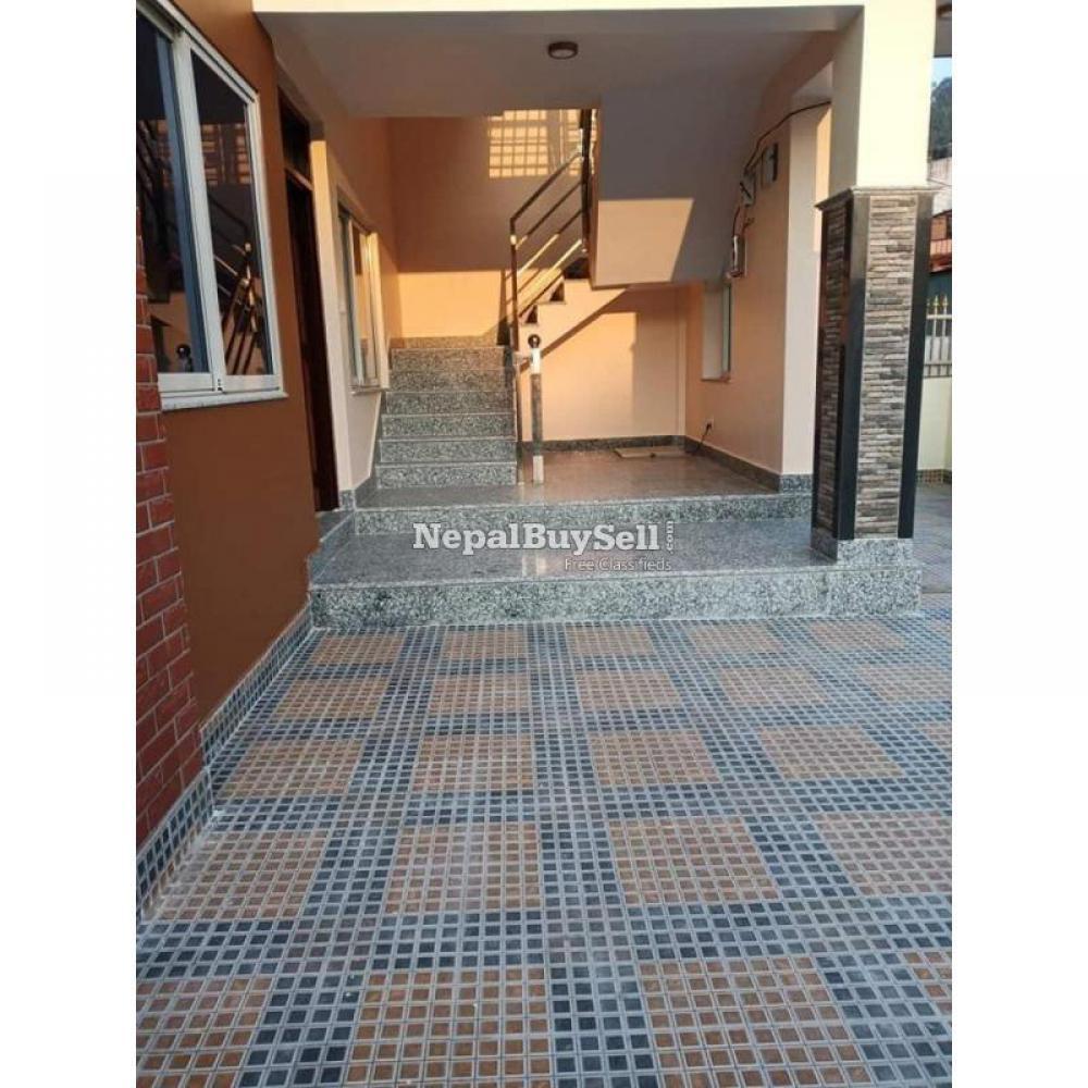 New house at Budanilkantha - 12/12