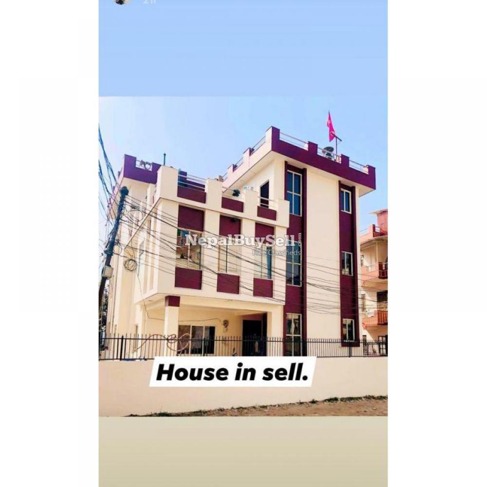House sell at Budhanilkantha - 1/1
