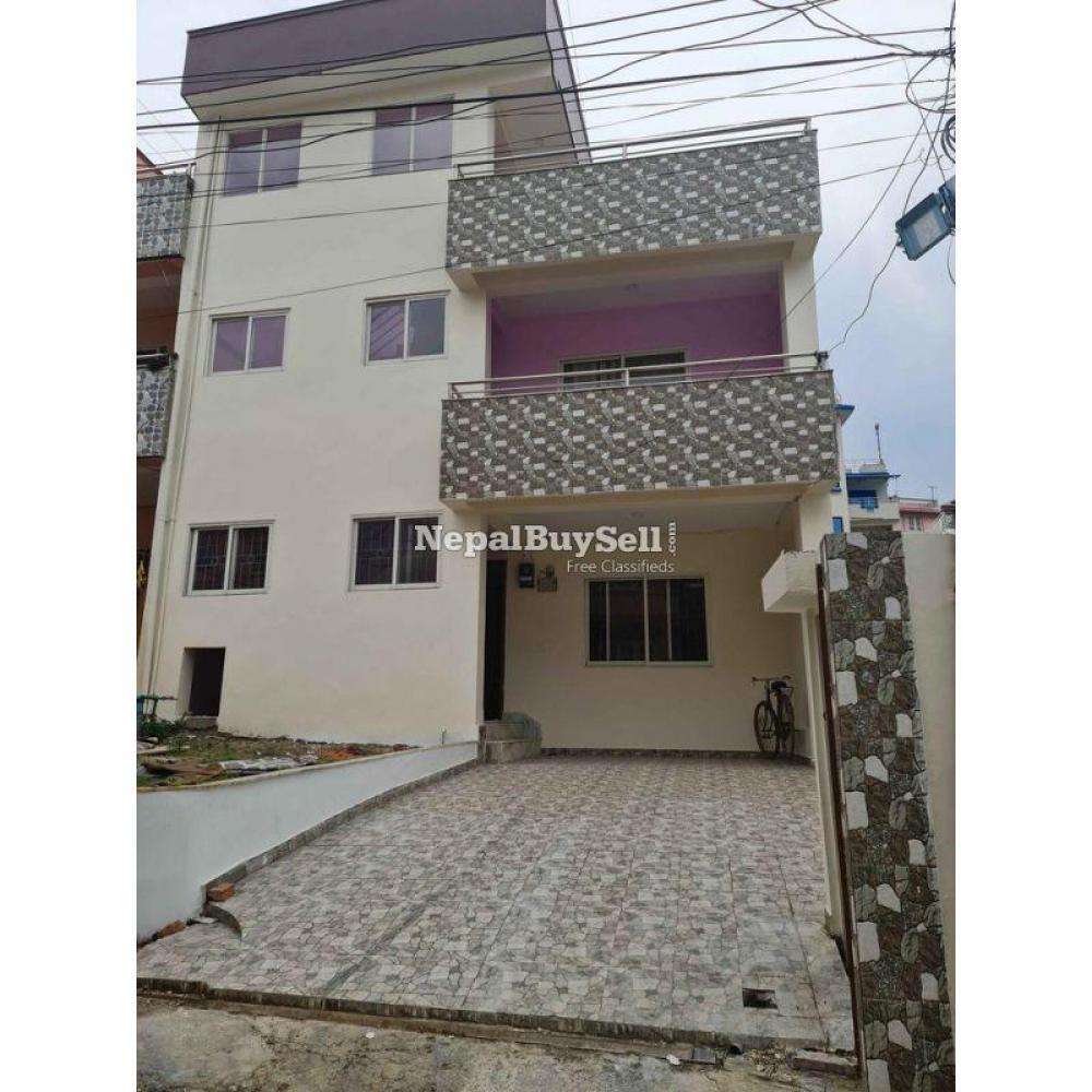 Budhanilkantha house in sell - 1/9