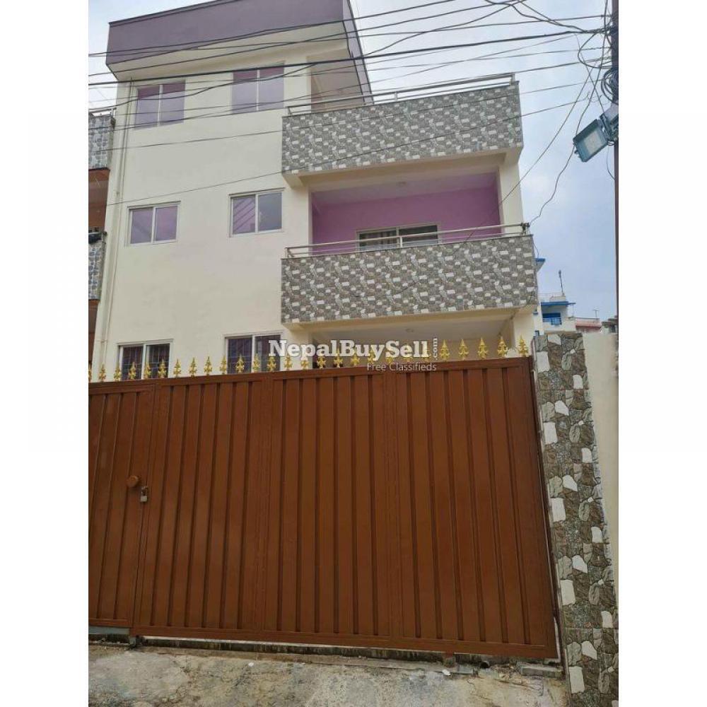 Budhanilkantha house in sell - 3/9
