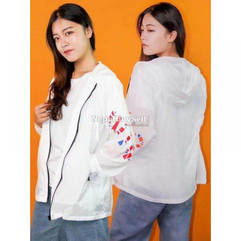 Ladies WindCheater ( Only for Wholesale) - 1/7
