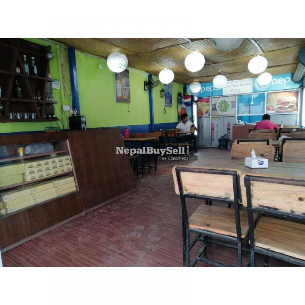 Restaurant on sale at Chabahil - 3/4