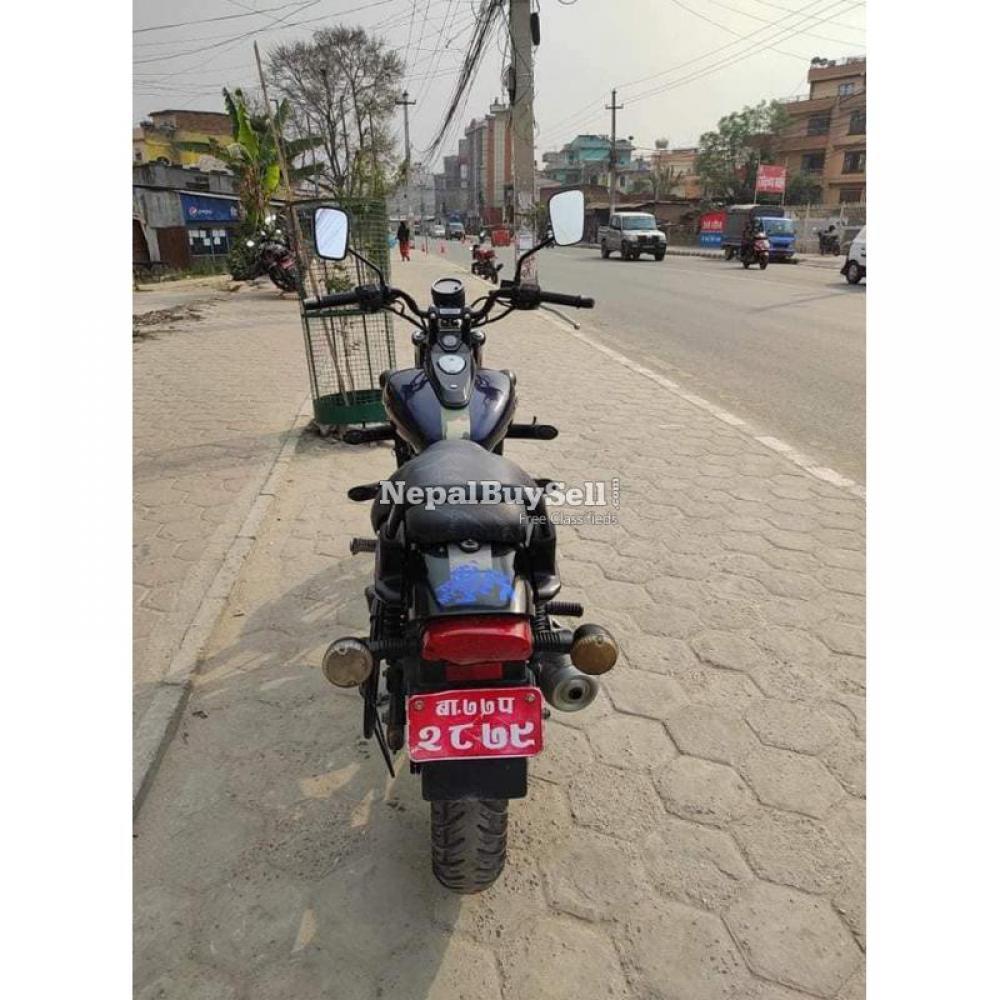 Avenger 150 street fresh condition - 5/6