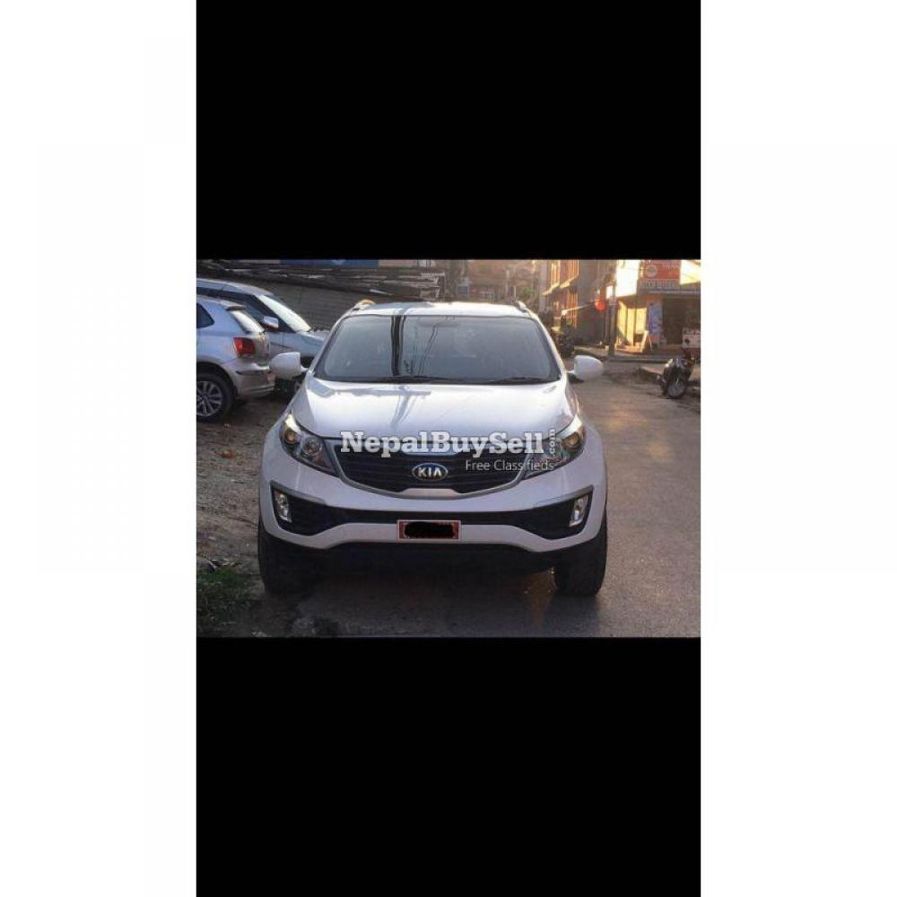 Kia Sportage ( AWD) 2013 - 3/3