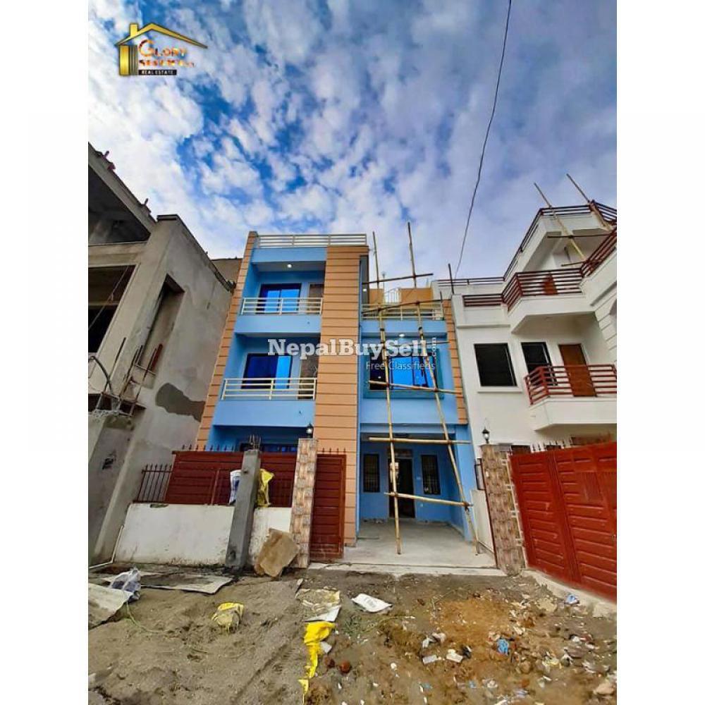 House on sale @ rajkulo, imadol - 1/3