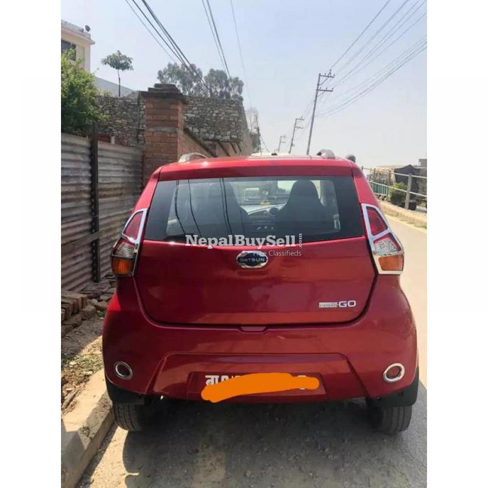 Datsun redi go 2016 - 3/3