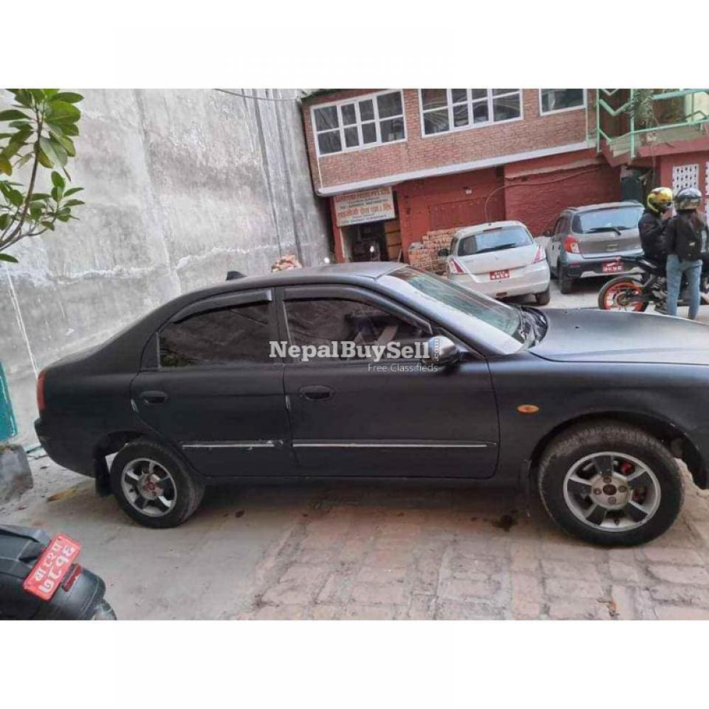 Kia 2003 model full option car - 1/4