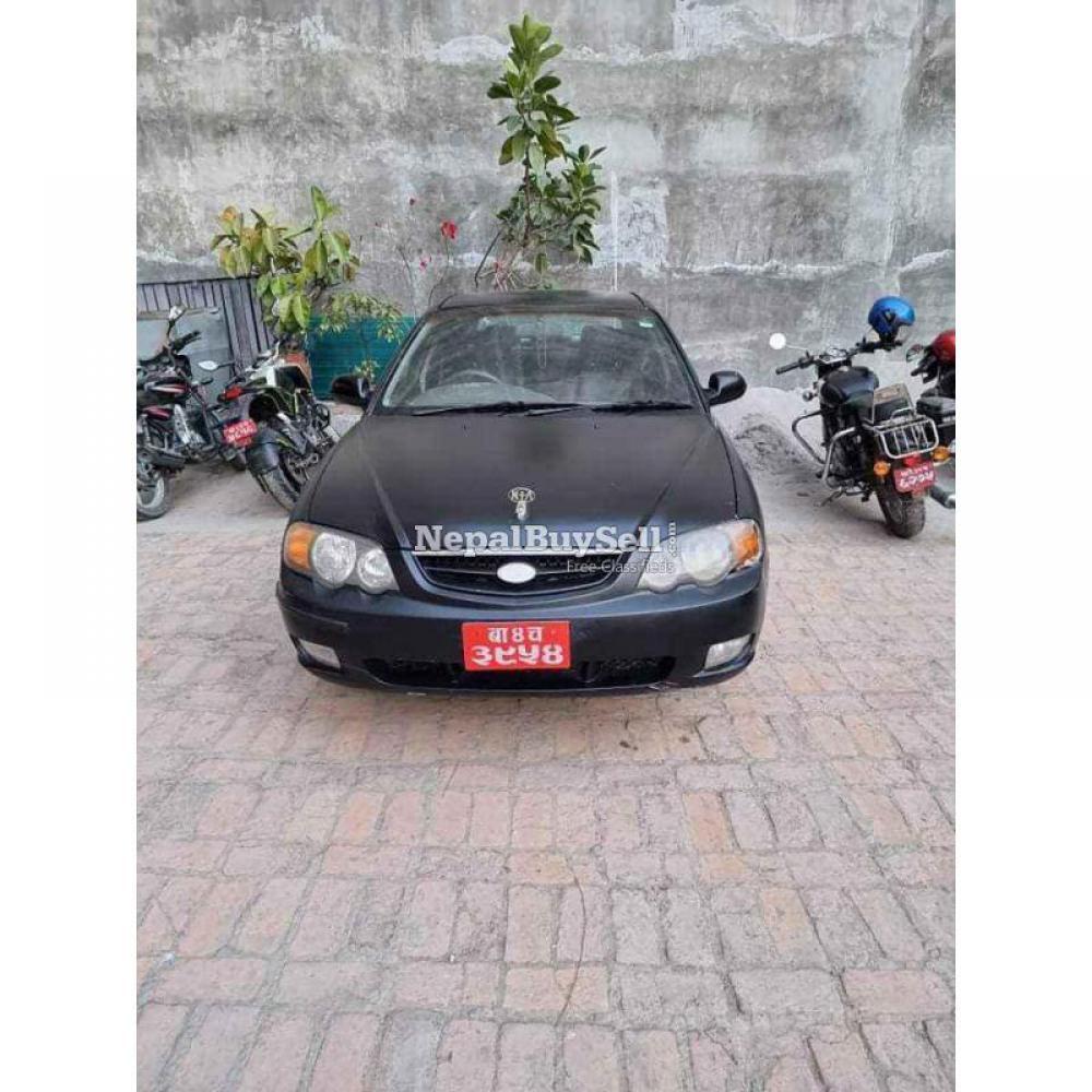 Kia 2003 model full option car - 3/4
