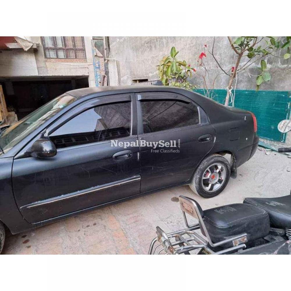 Kia 2003 model full option car - 4/4