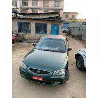 2000 model hyundai sport type accent car