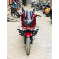 Pulsar 220F bike