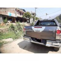 2017 Toyota Revo full option SUV