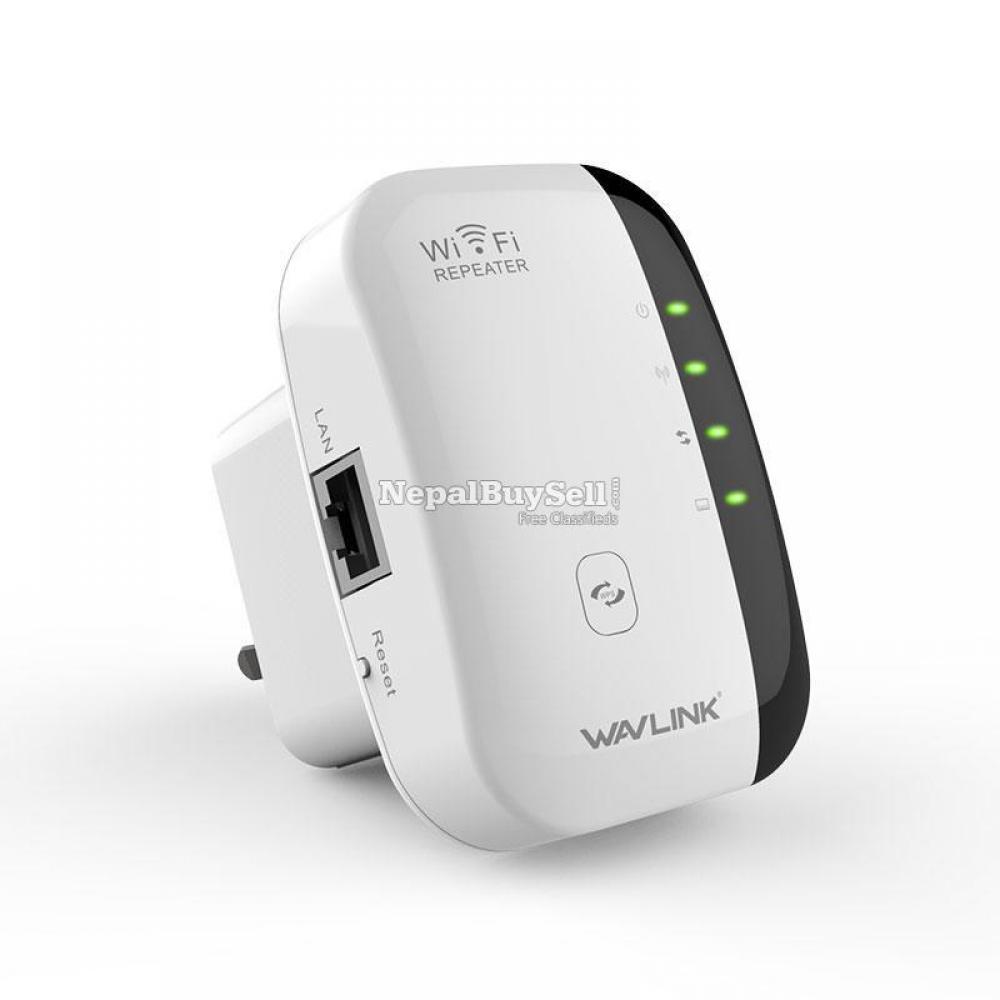 Wireless Wifi Repeater White - 1/1