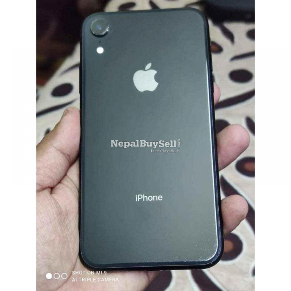 Iphone xr 256 - 1/3