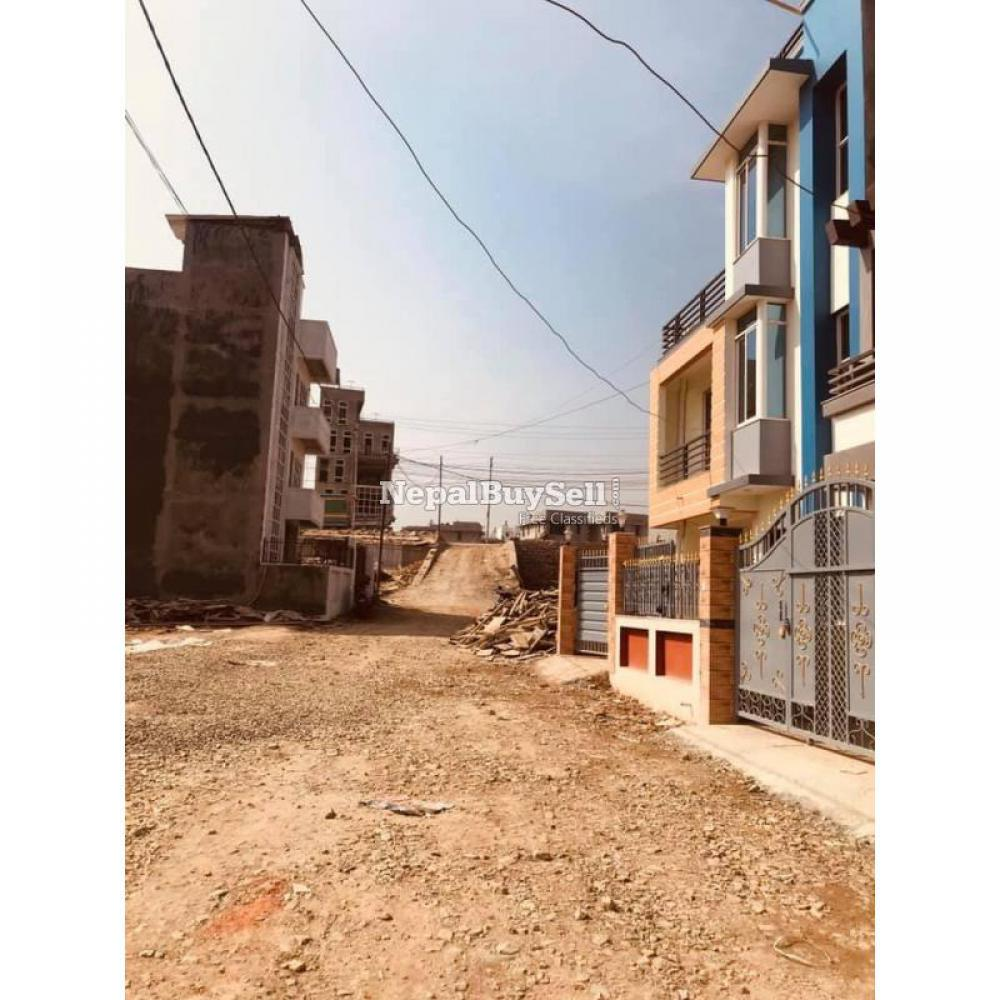 Flat available At Imadol - 1/2