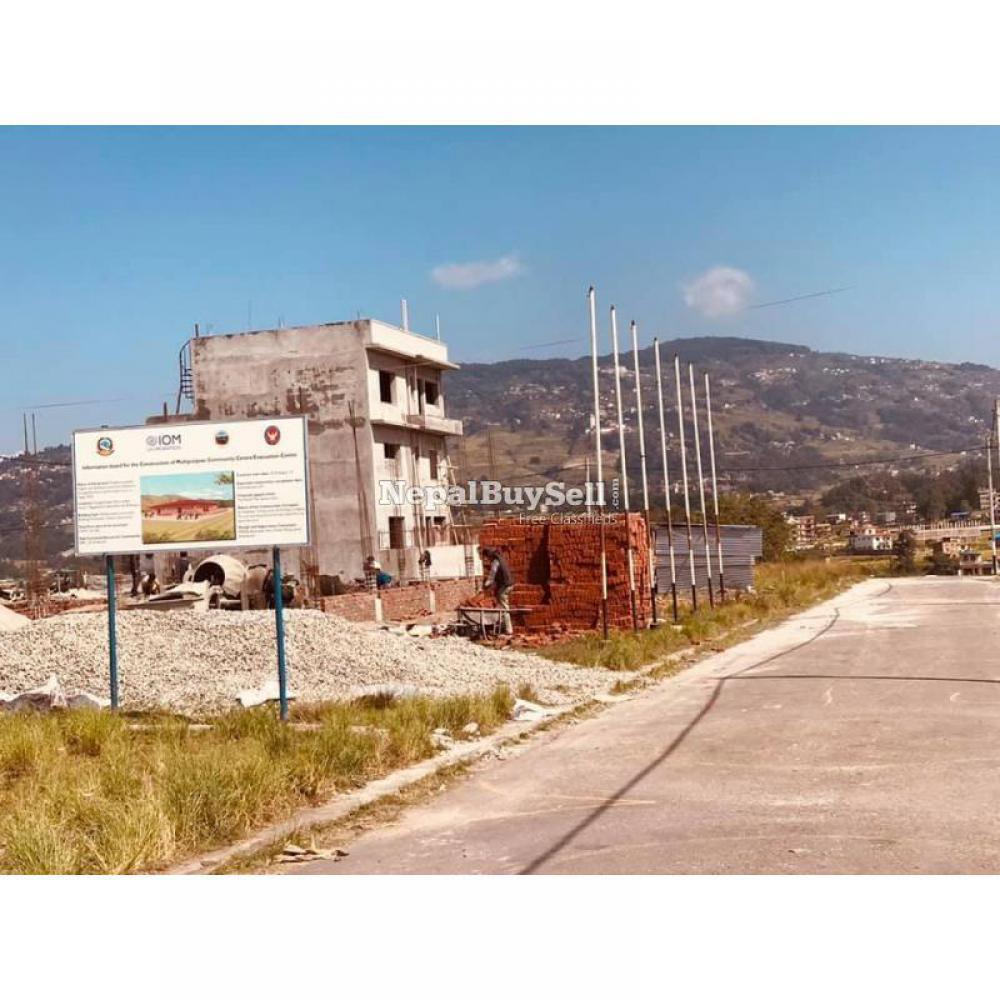 Land for sale at bhaktapur kamalbinayak - 1/3