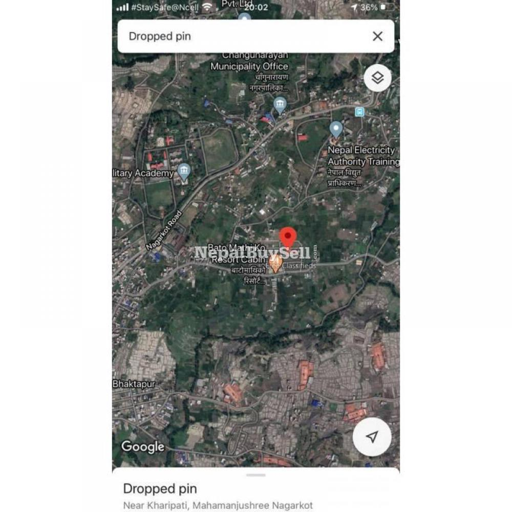 Land for sale at bhaktapur kamalbinayak - 2/3