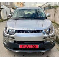Low Run Mahindra Kuv 100 K6 2017 Is On Sale