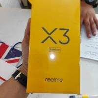 Realme x3 super zoom seal packed