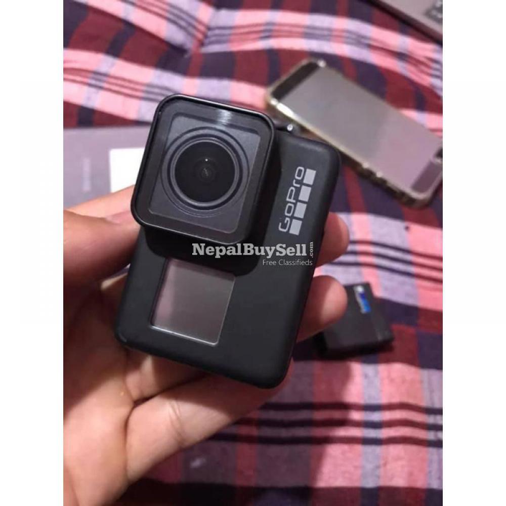 GoPro Hero 7 black - 1/4