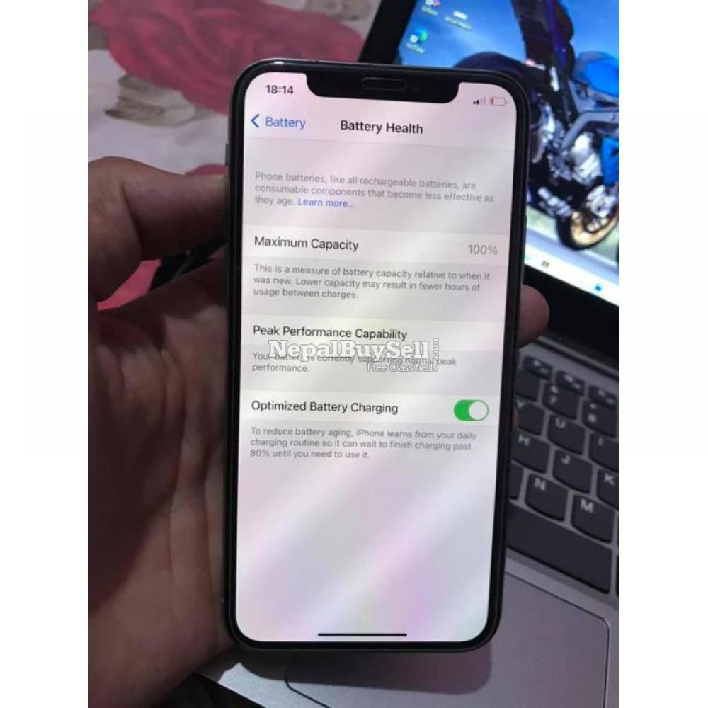 iPhone X (64gb) Brand new condition - 3/3