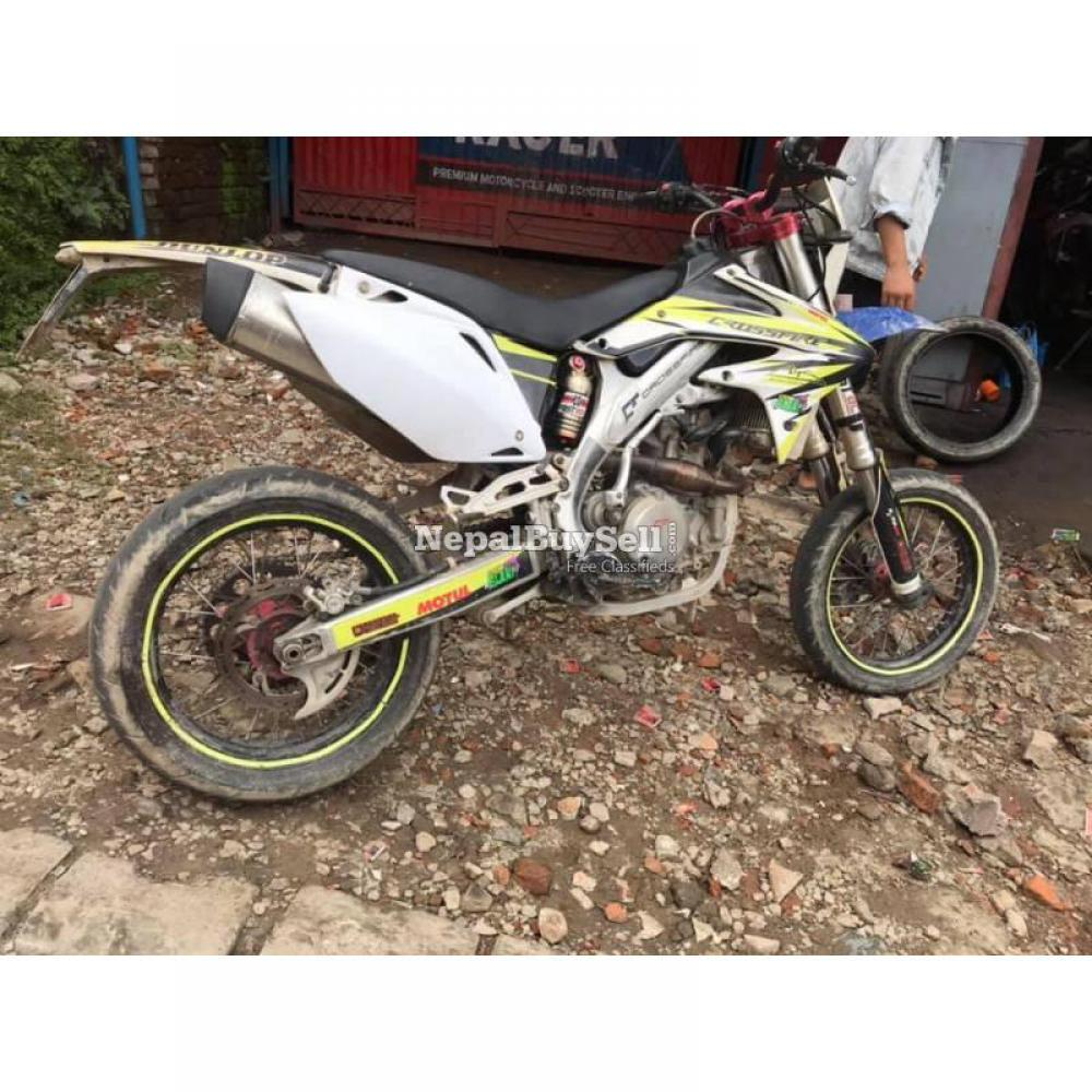 Crossfire xz 250 sell urgently - 1/2