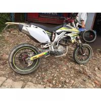Crossfire xz 250 sell urgently