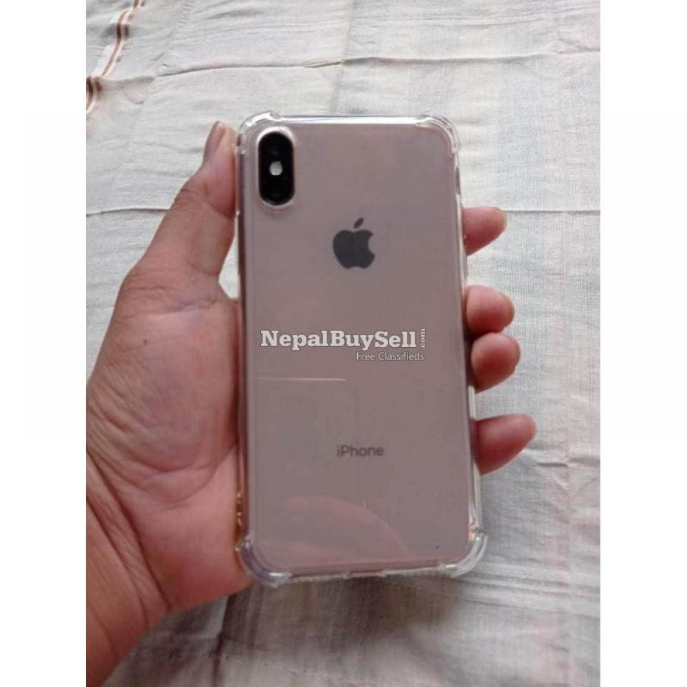 I phone xs Urgent sell - 1/5