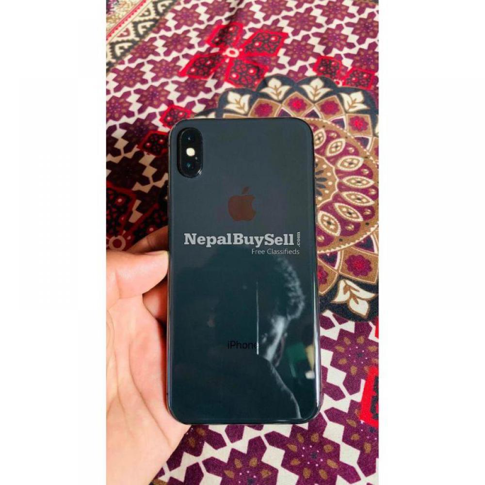 I phone x Urgent sell - 1/7