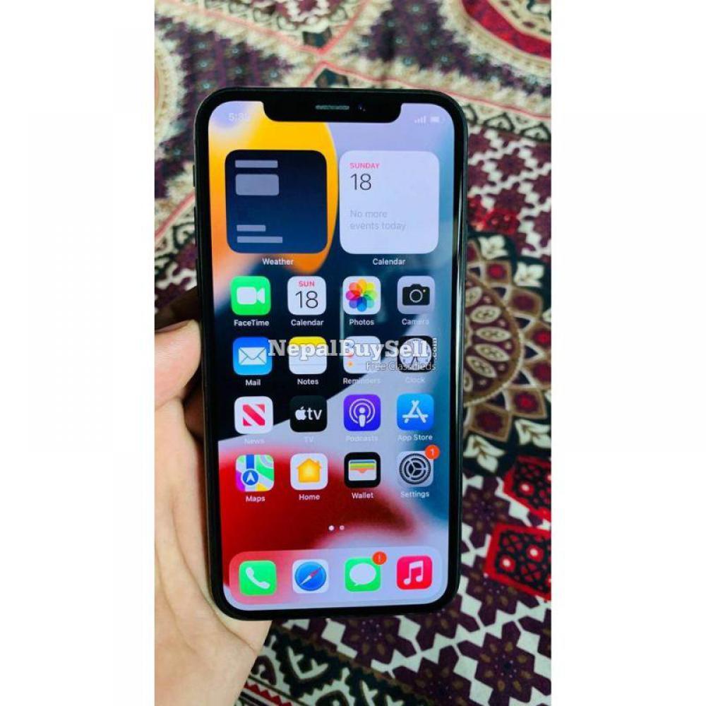 I phone x Urgent sell - 2/7