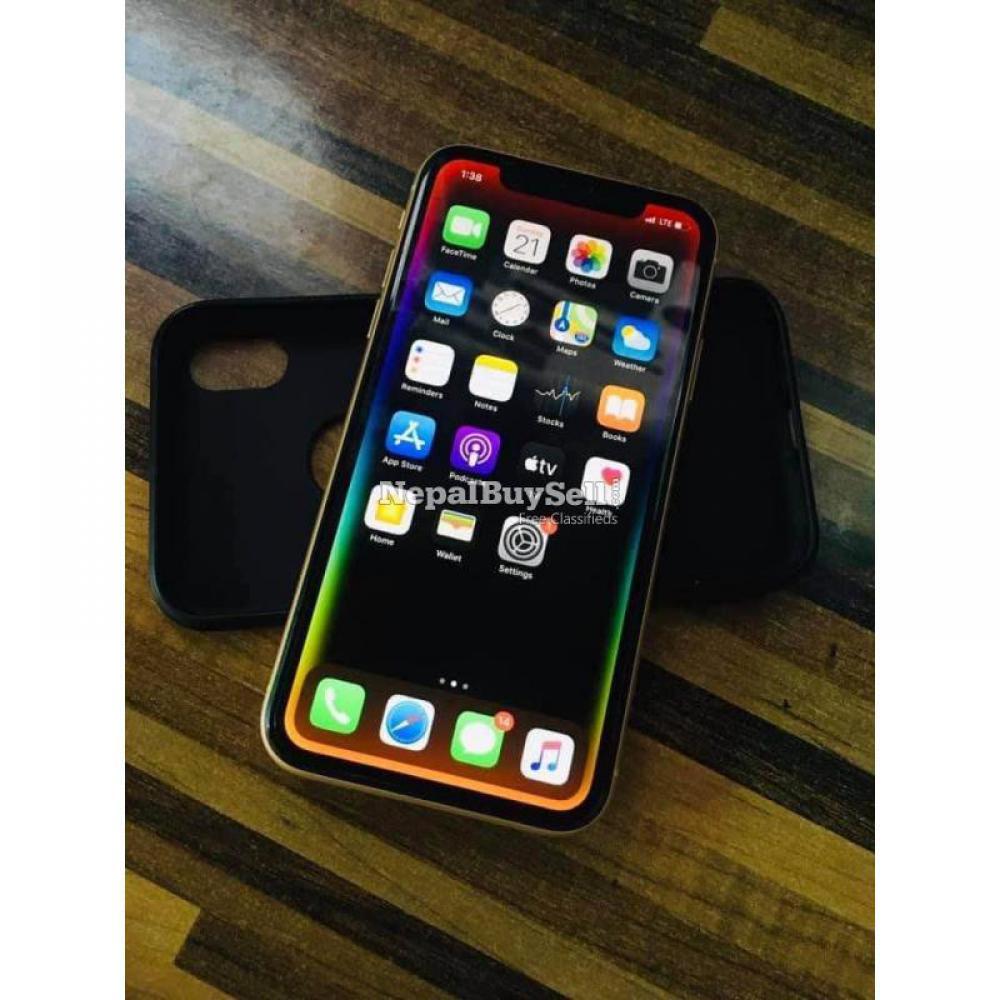 I phone xr Urgent sell - 1/4