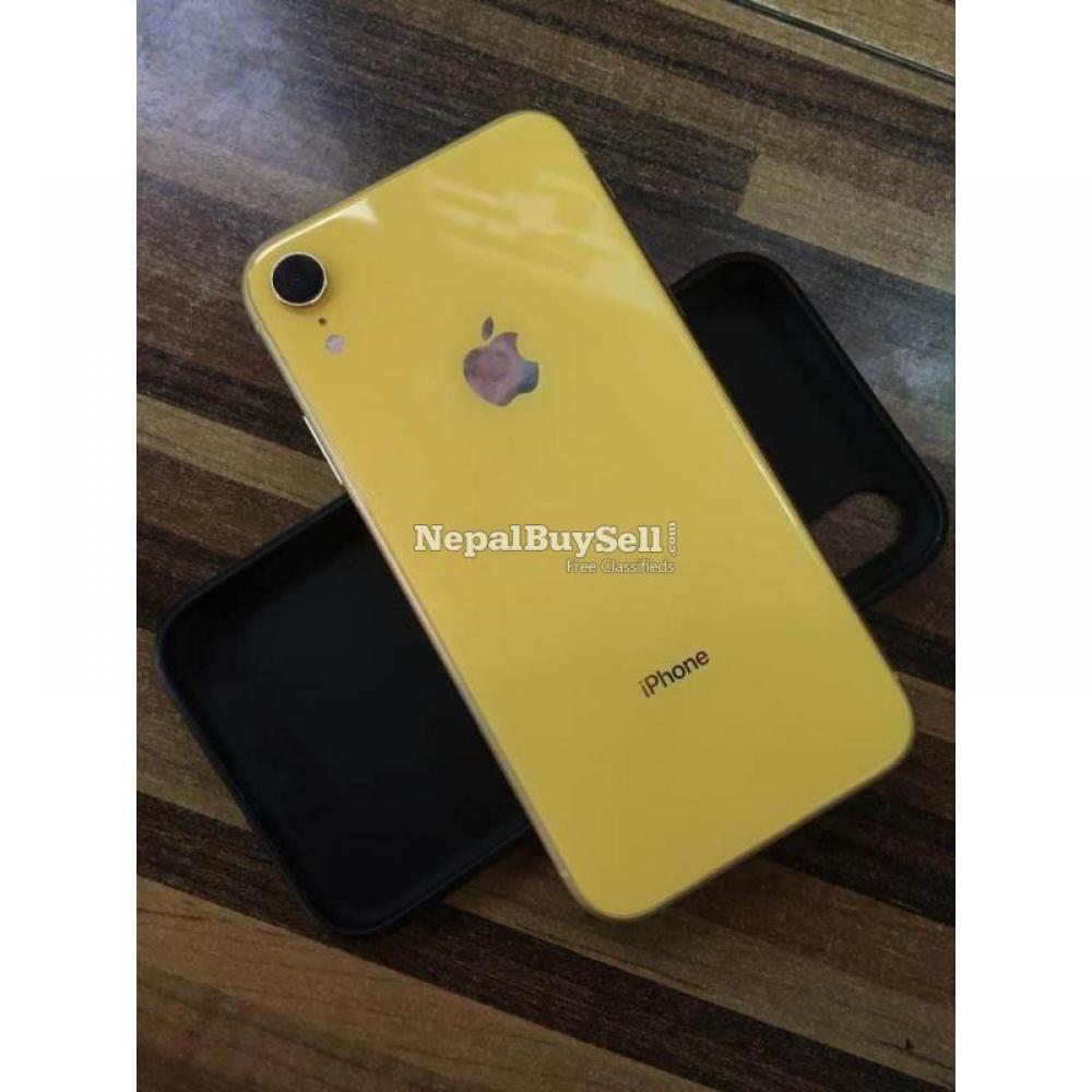 I phone xr Urgent sell - 2/4