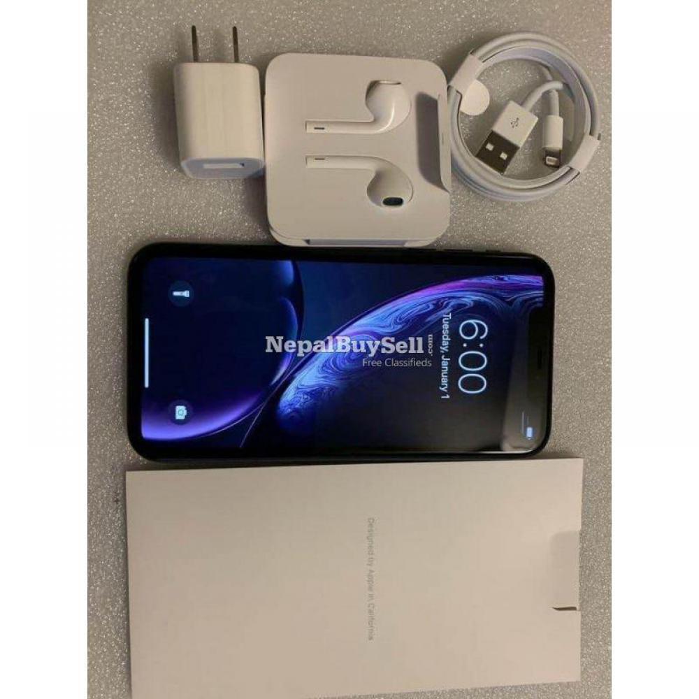I phone xr Urgent sell - 3/4