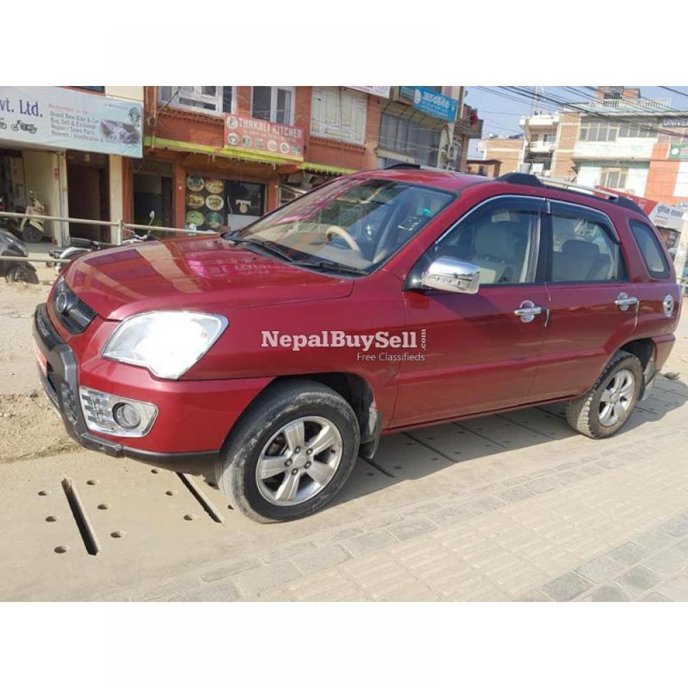 Kia Sportage 2009 Model - 7/9